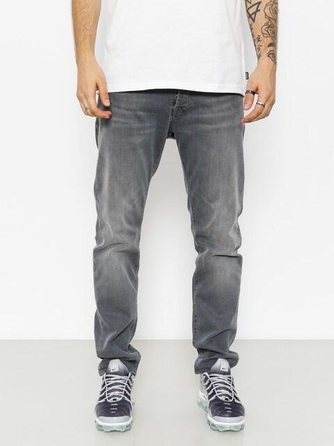 Nohavice Carhartt WIP Klondike (grey)