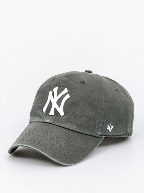 Šiltovka 47 Brand New York Yankees ZD (washed grey)