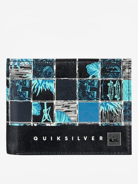 Peňaženka Quiksilver Freshness (bijou blue)