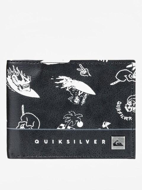 Peňaženka Quiksilver Freshness (true black)