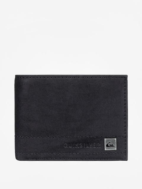Peňaženka Quiksilver Stitchy Wallet 3 (black)