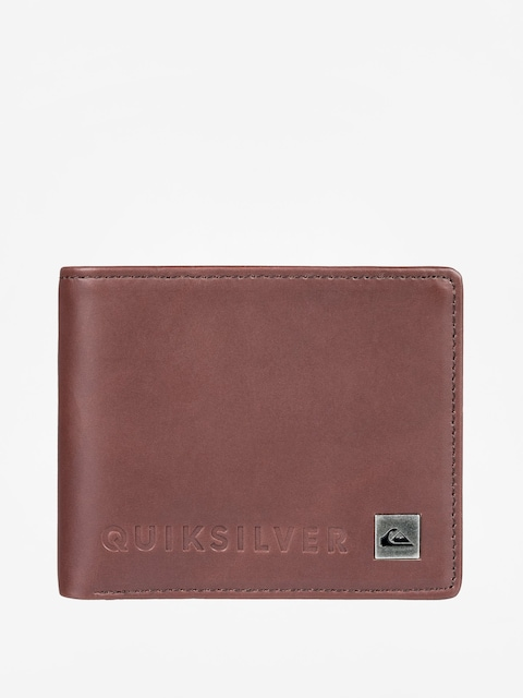 Peňaženka Quiksilver Mack VI (chocolate brown)