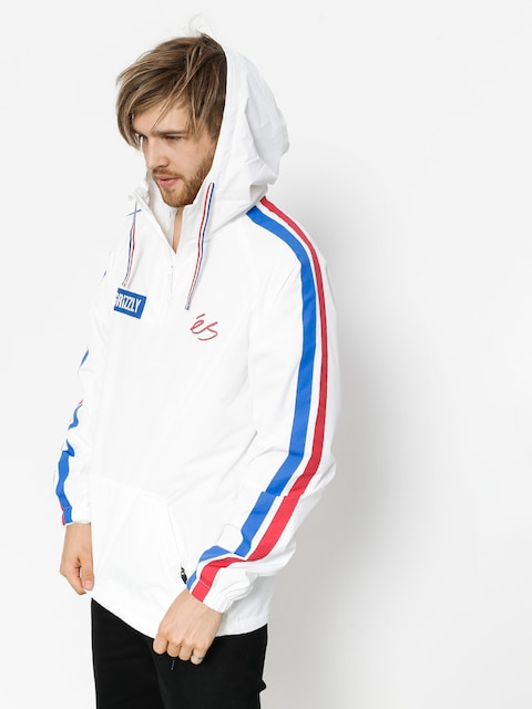 Bunda Es Match Anorak (white)