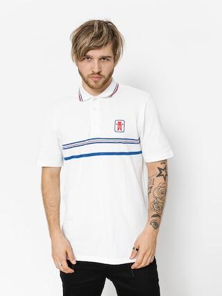 Tričko Polo Es Court Classic (white)
