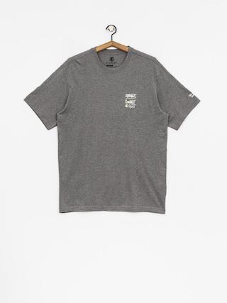 Tričko Element Commit Icon (grey heather)