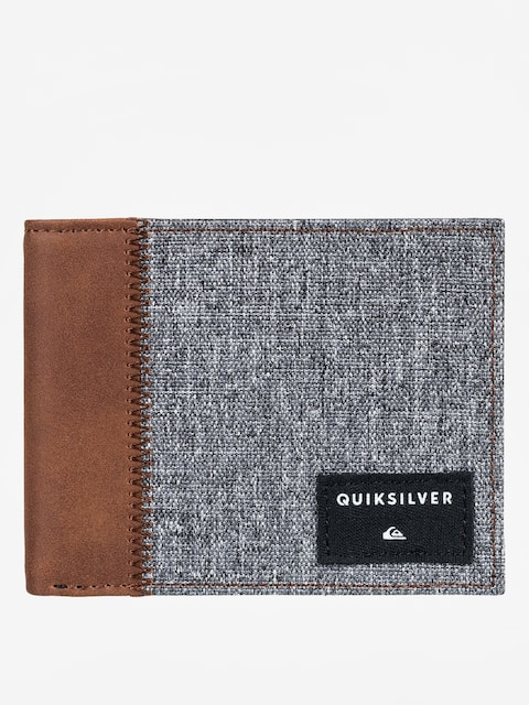 Peňaženka Quiksilver Freshness Plus 4 (light grey heather)