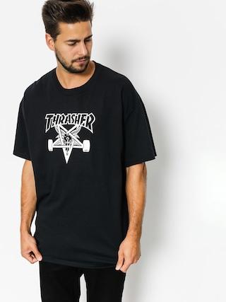 Tričko Thrasher Skate Goat (black)