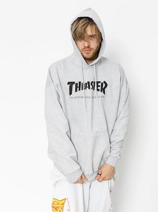 Mikina Thrasher Skate Mag HD (grey)