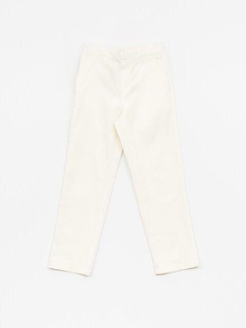 Nohavice Stussy Twill Standard Wmn (off white)