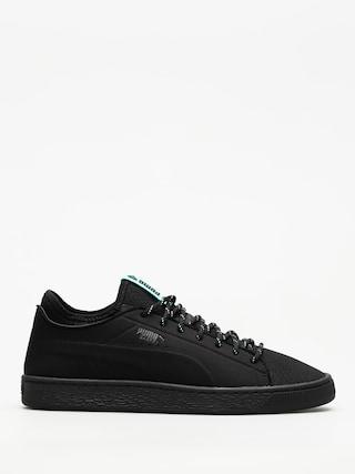 Topánky Puma Basket Sock Lo Diamond (puma black)