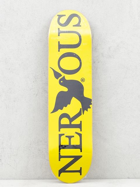 Doska Nervous Classic (yellow/black)