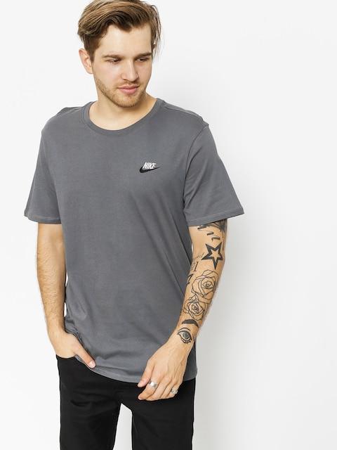 Tričko Nike Tee Club Embrd Ftra