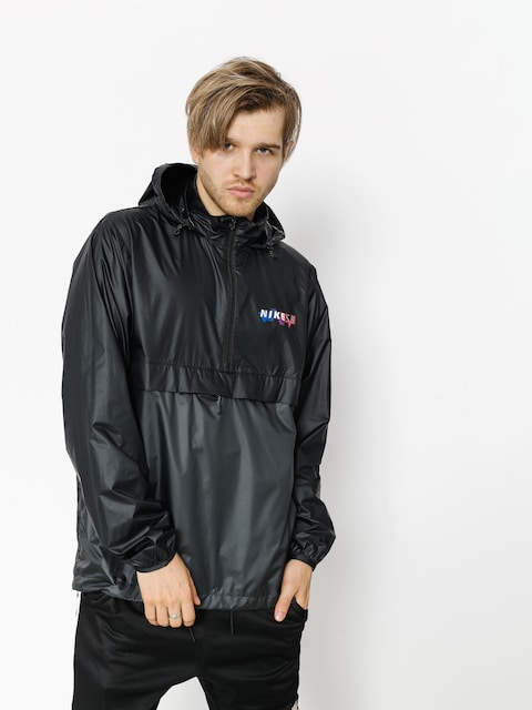 Bunda Nike SB Sb Anorak Pack (black/anthracite/black)