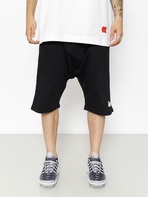 Kraťasy MassDnm Signature Low Crotch (black)