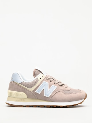 Topánky New Balance 574 Wmn (flat white)