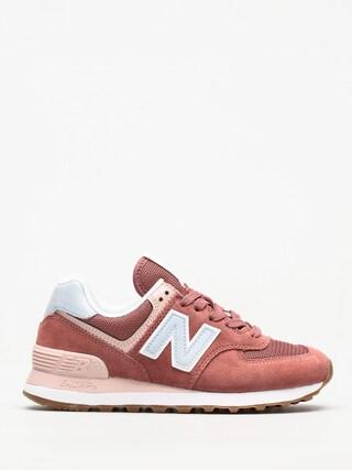 Topánky New Balance 574 Wmn (smoke pink)
