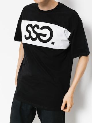 Tričko SSG Belt (black)