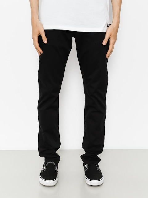 Nohavice Nervous Turbostretch (black)