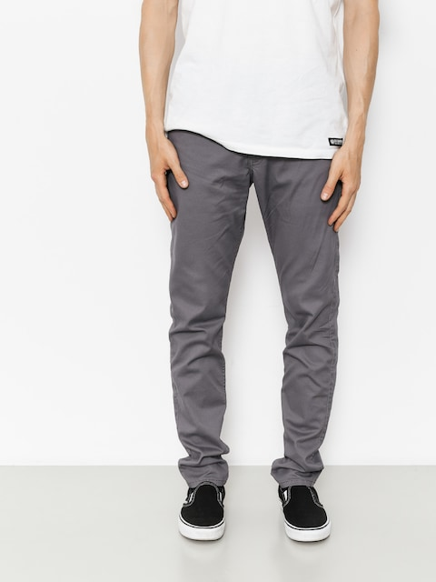 Nohavice Nervous Turbostretch (grey)
