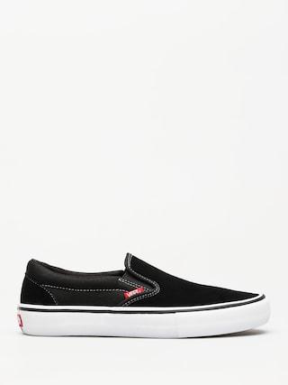Topánky Vans Slip On Pro (black/white/gum)