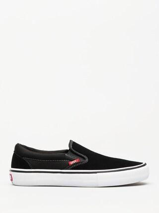 Topu00e1nky Vans Slip On Pro (black/white/gum)