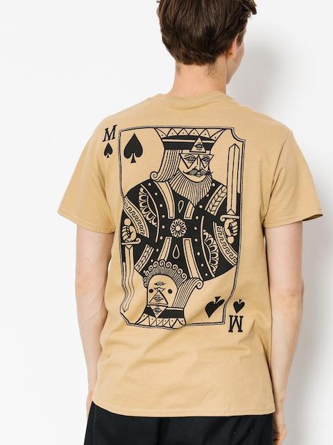 Tričko Malita Pik (beige)