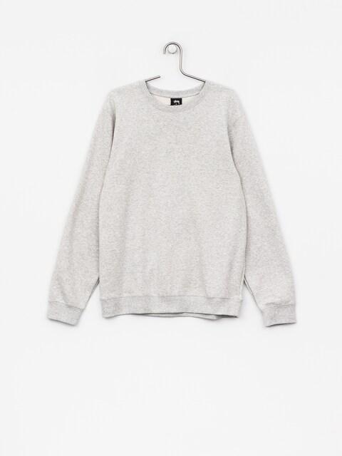 Mikina Stussy Camo Stock (grey heather)