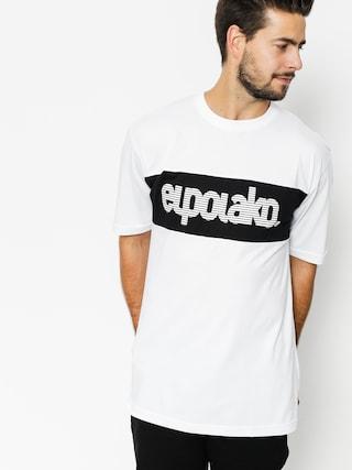 Tričko El Polako Alfabet (white)