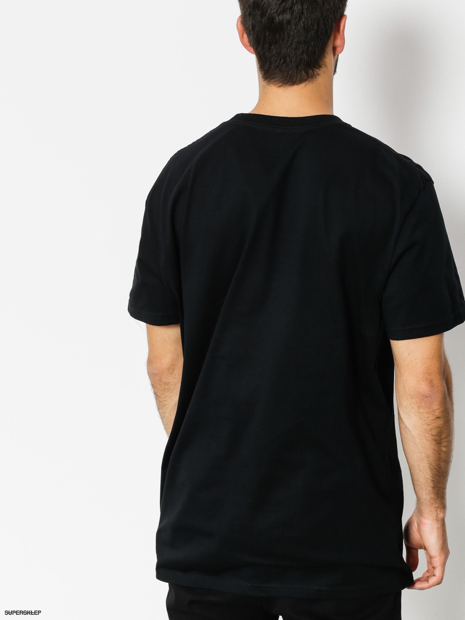 Tričko DC Vertical Zone S (black) 2954ab12fd