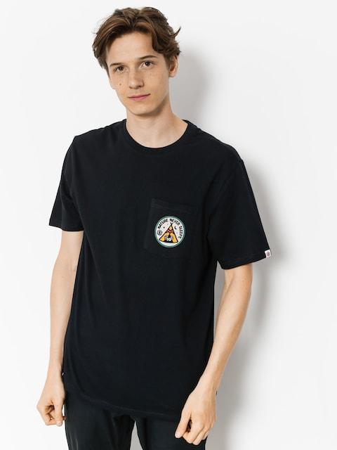 Tričko Element Spook Pocket (flint black)