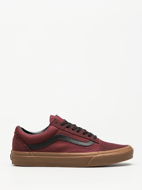Topánky Vans Old Skool (catawba grape/black)