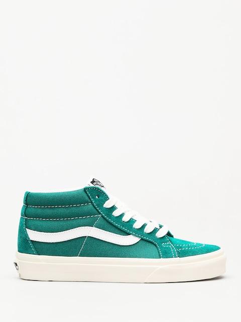 Topánky Vans Sk8 Mid Reissue (cadmium green)