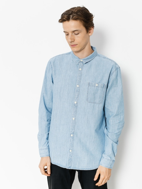 Košeľa Quiksilver Chambray Shirt (used)