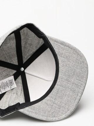 Šiltovka Vans Full Patch Snapback ZD (heather grey)