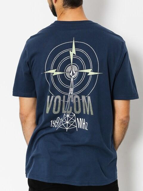 Tričko Volcom Rebel Radio (nvy)