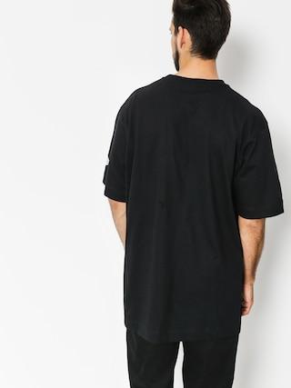 Tričko Stoprocent Electro (black)