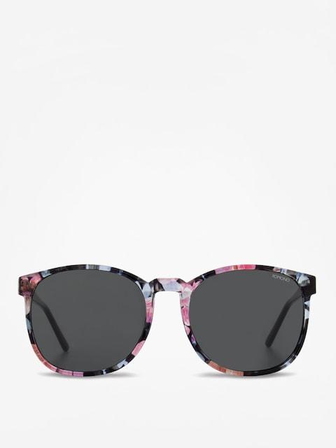 Slnečné okuliare Komono Urkel (floral)