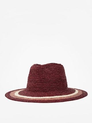 Klobu00fak Brixton Hampton Fedora Wmn (red/blush/tan)