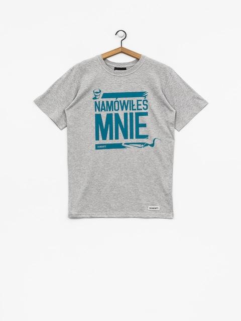 Tričko Diamante Wear Namówiłeś Mnie
