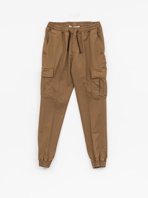 Nohavice Diamante Wear Rm Hunter Jogger (brown)