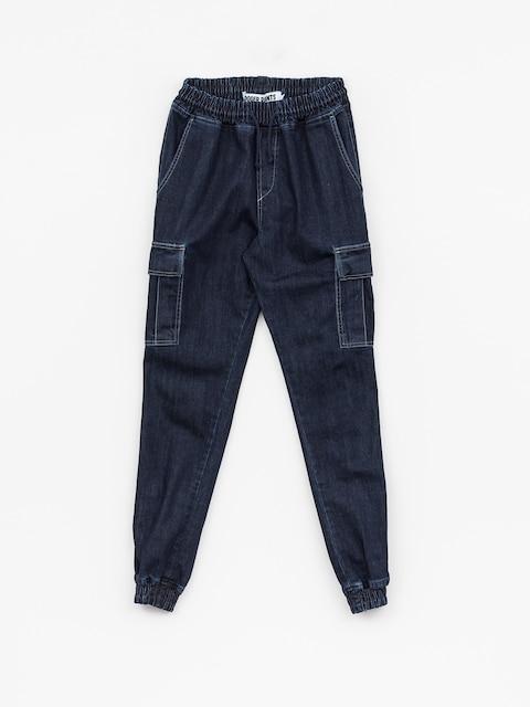 Nohavice Diamante Wear Rm Hunter Jogger (dark jeans)