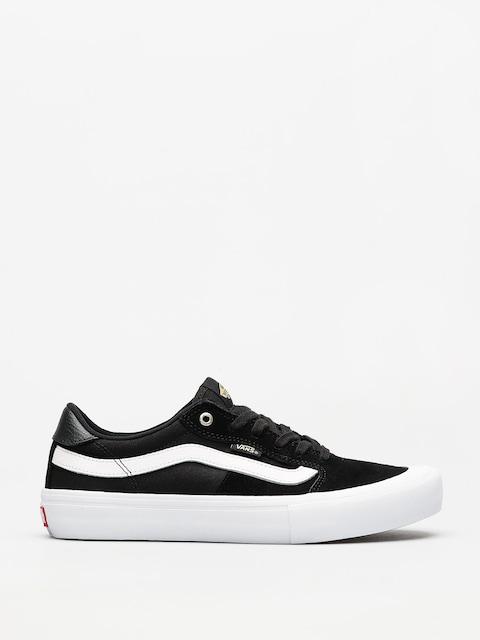 Topánky Vans Style 112 Pro (black/white/khaki)