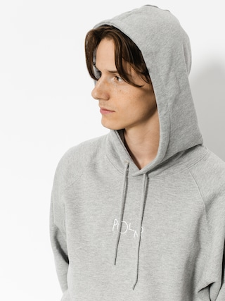 Mikina s kapucňou Polar Skate Default HD (heather grey)