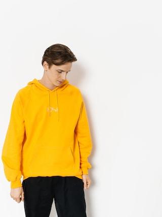 Mikina s kapucňou Polar Skate Default HD (yellow)