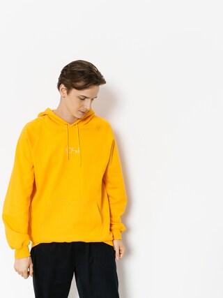 Mikina s kapucu0148ou Polar Skate Default HD (yellow)