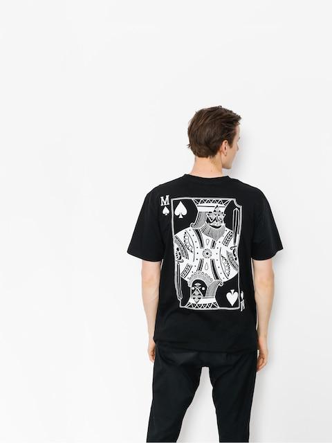 Tričko Malita Pik (black)