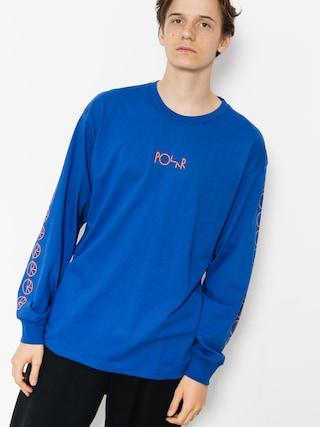 Triko Polar Skate Racing (80s blue)