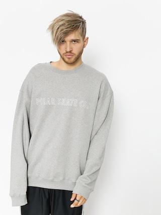 Mikina Polar Skate Outline (heather grey)
