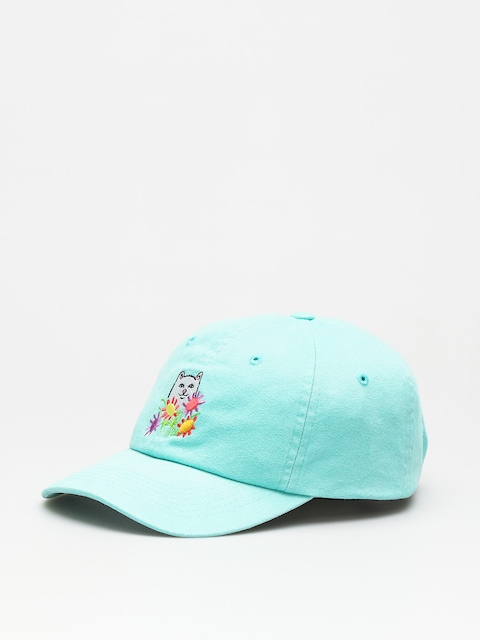 Šiltovka RipNDip Flowers For Bae Overdye Dad Hat ZD (mint)