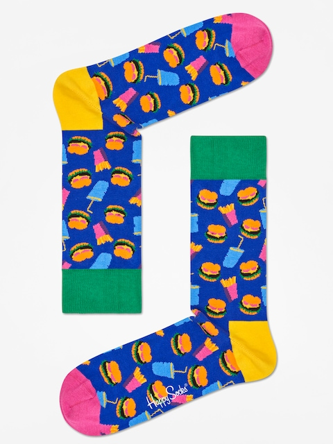 Ponožky Happy Socks Hamburgers